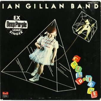IAN GILLAN BAND 1976 Child In Time