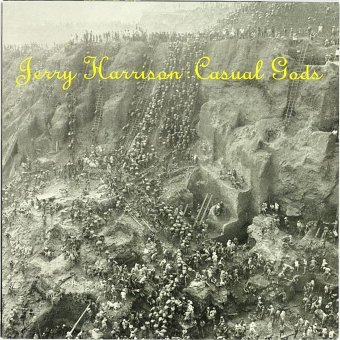 JERRY HARRISON 1988 Casual Gods