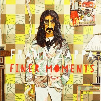 FRANK ZAPPA 2012 Finer Moments