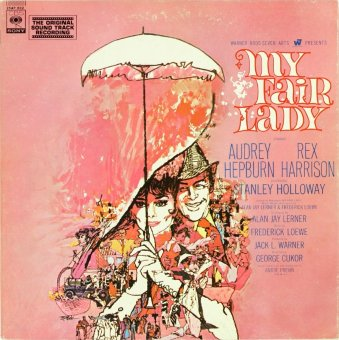 MY FAIR LADY 1964 (Original soundtrack)