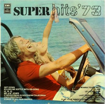 SUPER HITS '73 1973 (various artists)