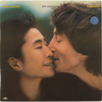 JOHN LENNON AND YOKO ONO 1984 Milk And Honey