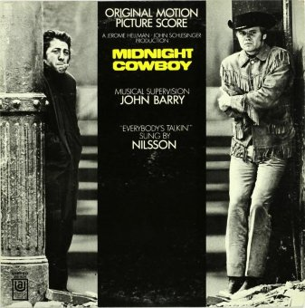 MIDNIGHT COWBOY 1969 (original soundtrack)
