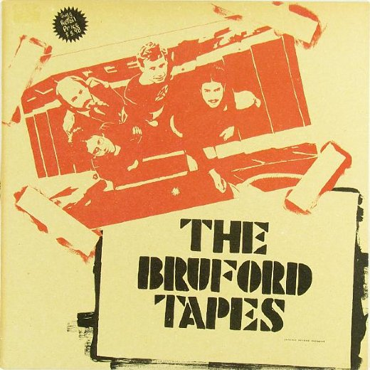 BRUFORD 1979 The Bruford Tapes