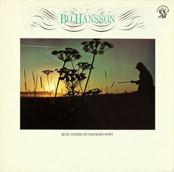 BO HANSSON 1977 Watership Down