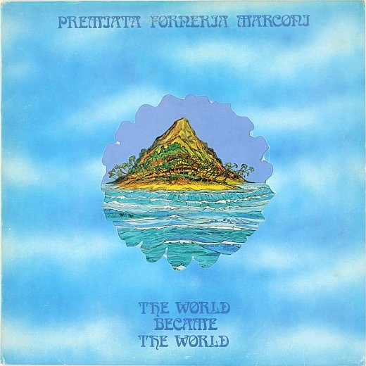 P.F.M. 1974 The World Became The World