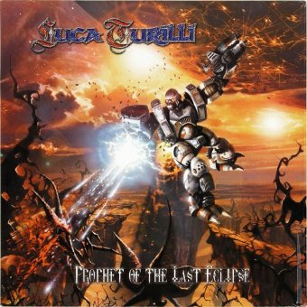 LUCA TURILLI 2002 Prophet Of The Last Eclipse