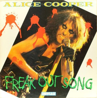 ALICE COOPER 1985 Freak Out Song