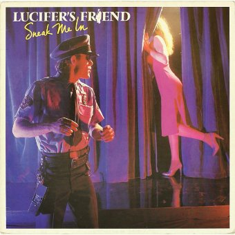 LUCIFER'S FRIEND 1980 Sneak Me In