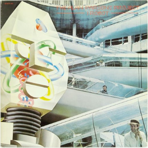 ALAN PARSONS PROJECT 1977 I Robot