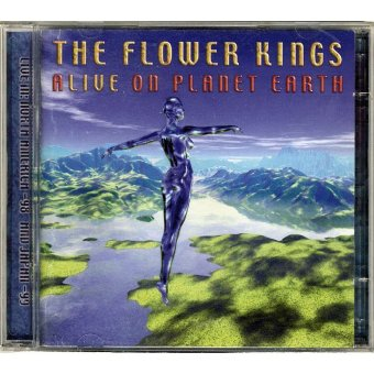 FLOWER KINGS 2000 Alive On Planet Earth
