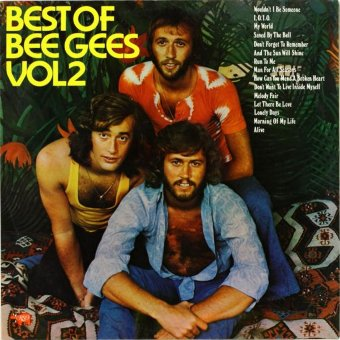 BEE GEES 1973 Best Of Bee Gees, Vol.2