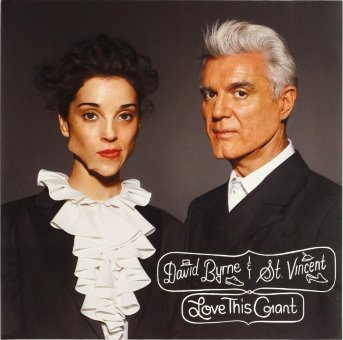 DAVID BYRNE AND ST. VINCENT 2012 Love This Giant