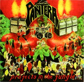 PANTERA 1984 Projects In The Jungle