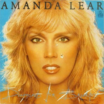AMANDA LEAR 1980 Diamonds For Breakfast