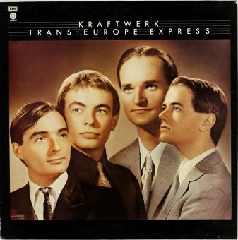 KRAFTWERK 1977 Trans-Europe Express