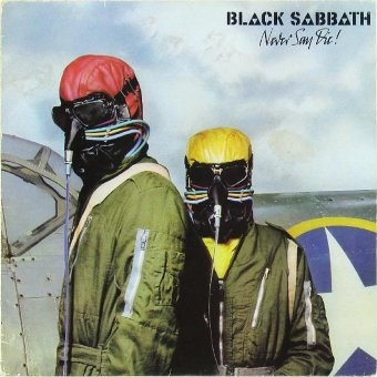 BLACK SABBATH 1978 Never Say Die