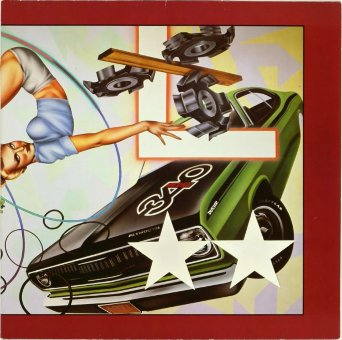 CARS 1984 Heartbeat City