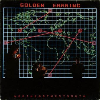 GOLDEN EARRING 1984 N.E.W.S.