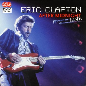 ERIC CLAPTON 2008 After Midnight Live