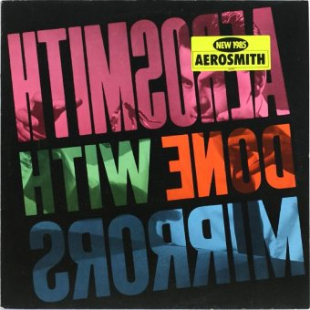 AEROSMITH 1985 Done With Mirrors