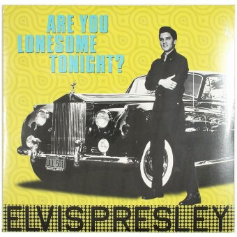 ELVIS PRESLEY 2017 Are You Lonesome Tonight?