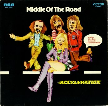 MIDDLE OF THE ROAD 1971 Acceleration