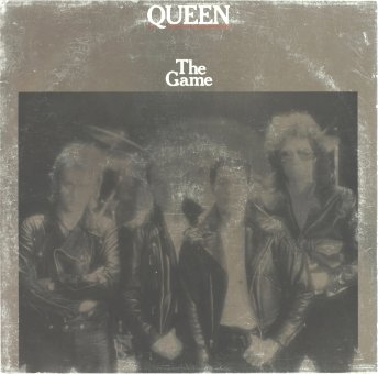 QUEEN 1980 The Game