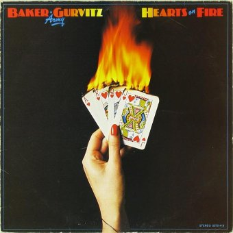 BAKER GURVITZ ARMY 1976 Hearts On Fire