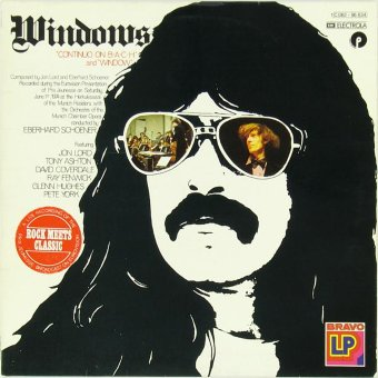 JON LORD 1975 Windows