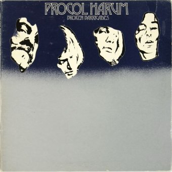PROCOL HARUM 1971 Broken Barricades