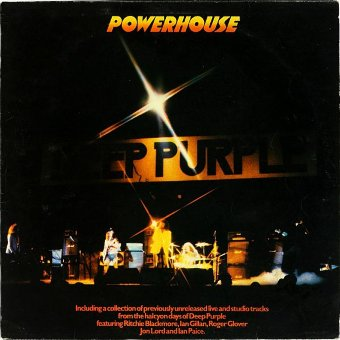 DEEP PURPLE 1977 Powerhouse