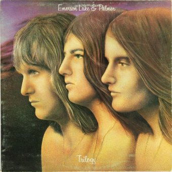 EMERSON, LAKE & PALMER 1972 Trilogy