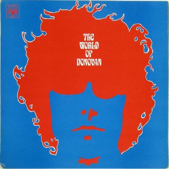 DONOVAN 1965 The World Of Donovan