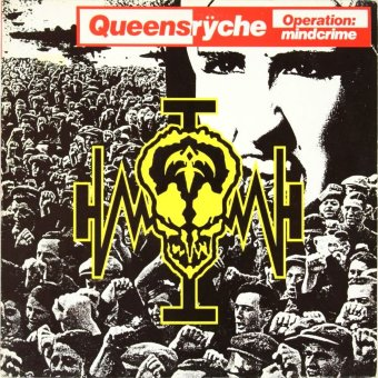 QUEENSRYCHE 1986 Operation: Mindcrime