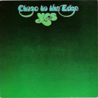 YES 1972 Close To The Edge