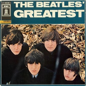 BEATLES 1966 Beatles' Greatest