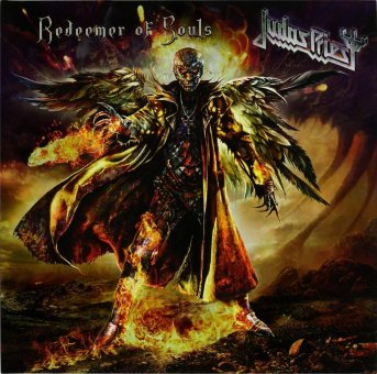 JUDAS PRIEST 2014 Redeemer Of Souls