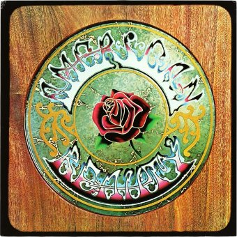 GRATEFUL DEAD 1970 American Beauty