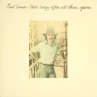 PAUL SIMON 1975 Still Crazy After All These Years