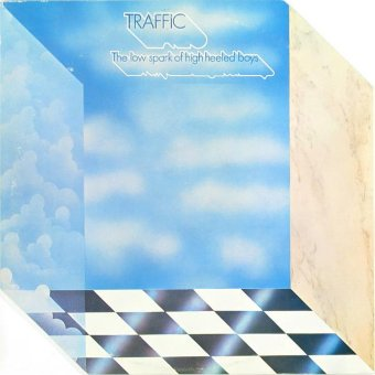 TRAFFIC 1971 The Low Spark Of High Heeled Boys