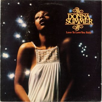 DONNA SUMMER 1975 Love To Love You Baby