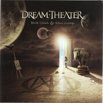 DREAM THEATER 2009 Black Clouds And Silver Linings