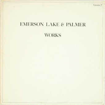 EMERSON, LAKE & PALMER 1977 Works, Volume 2