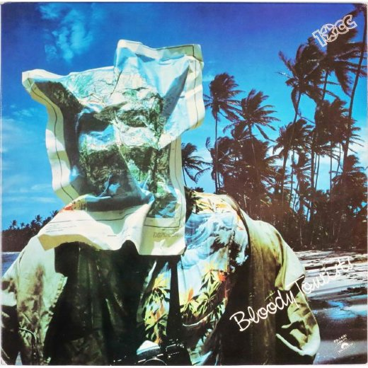 10CC 1978 Bloody Tourists