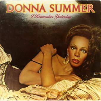 DONNA SUMMER 1977 I Remember Yesterday