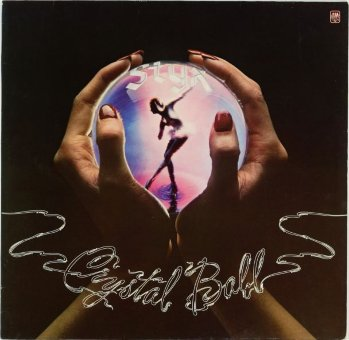 STYX 1976 Crystal Ball