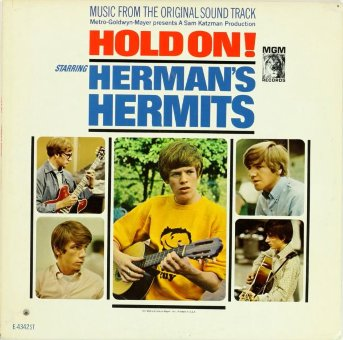 HERMAN'S HERMITS 1966 Hold On!