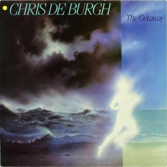 CHRIS DE BURGH 1982 The Getaway