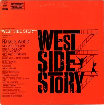 WEST SIDE STORY 1961 (Original soundtrack)